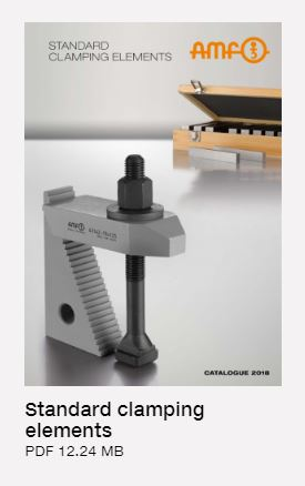 AMF Standard Clamping Elements catalog 2018