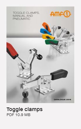 AMF Toggle Clamps Catalog 2018
